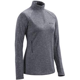 cep Winter Run Langærmet trøje Damer, grå